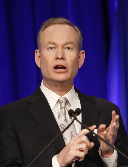 Oklahoma City Mayor Mick Cornett �It reflects well on this community�s ability to get together and pull on the same rope.�