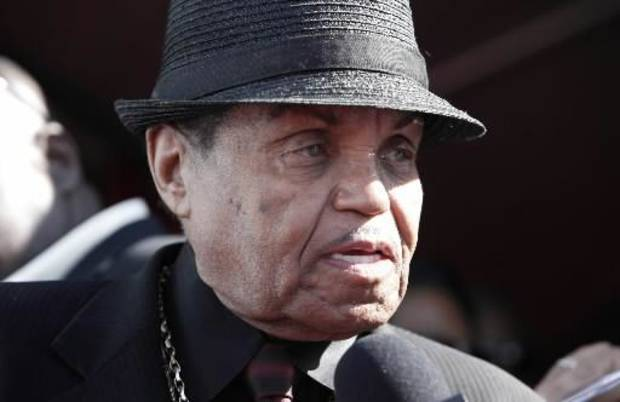 Michael Jackson's father Joe Jackson attends the BET Awards