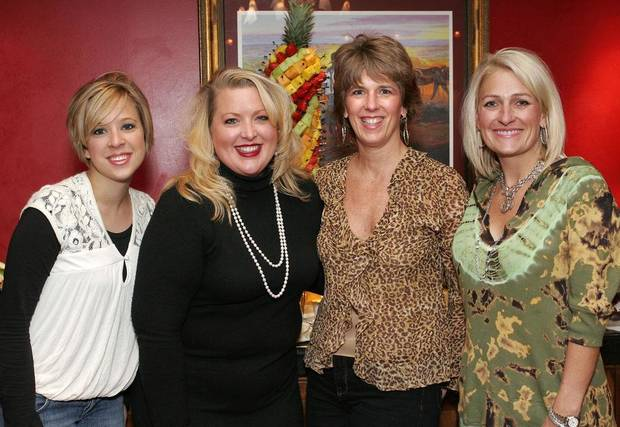 Leah Barksdale, LeAnn Harmon, Jodee Mashek, Christine Cleveland. BY DAVID FAYTINGER, FOR THE OKLAHOMAN