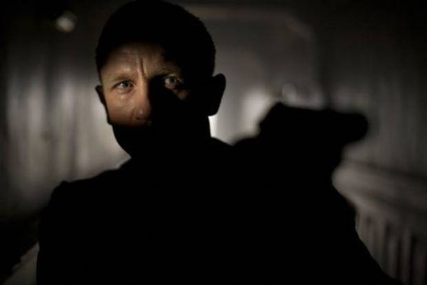Daniel Craig stars as James Bond in Metro-Goldwyn-Mayer Pictures/Columbia Pictures/EON Productions� action adventure SKYFALL.