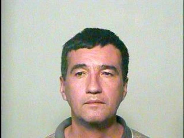 Hector Mercado, 42 <strong>Provided - Oklahoma County jail</strong>