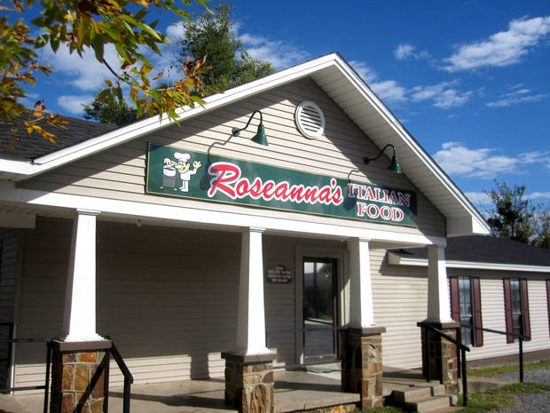 Roseanna's Restaurant in Krebs   Photo provided <strong>Photo provided</strong>