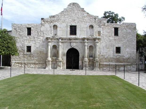 The Alamo, San Anotnio, TX
