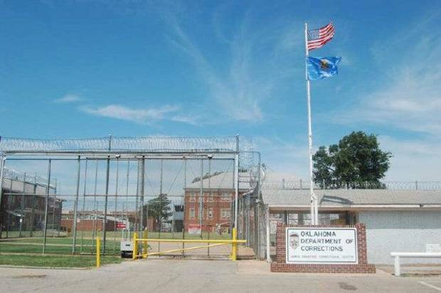 James Crabtree Correctional Center <strong>Oklahoma Department of Corrections - Courtesy of</strong>
