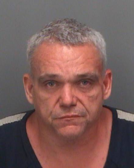   This booking photo provided by the Pinellas County Sheriff&#039;s Office shows Anthony Giancola, 45, who was arrested Friday, June 22, 2012, after going on a rampage, stabbing several people &acirc; killing at least two &acirc; and then driving his car into a crowded porch before attacking two others at a motel, authorities said. (AP Photo/Pinellas County Sheriff&#039;s Office)  