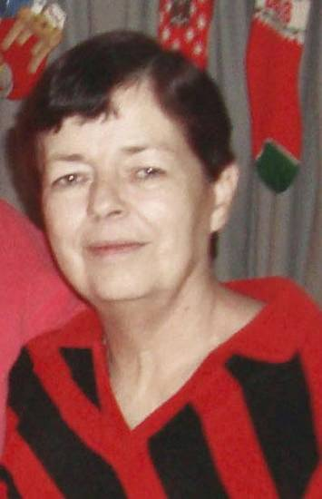 Susan Gail Fambrough. Photo provided