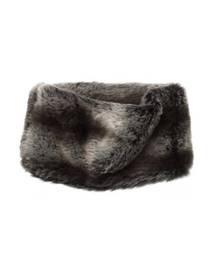 Coldwater Creek offers up some czarist Russia zazz with plush items like the Daily Luxury coat, $249.95, plush hat, $49.95, or this snood, $49.95; at Coldwater Creek stores and coldwatercreek.com. (MCT)