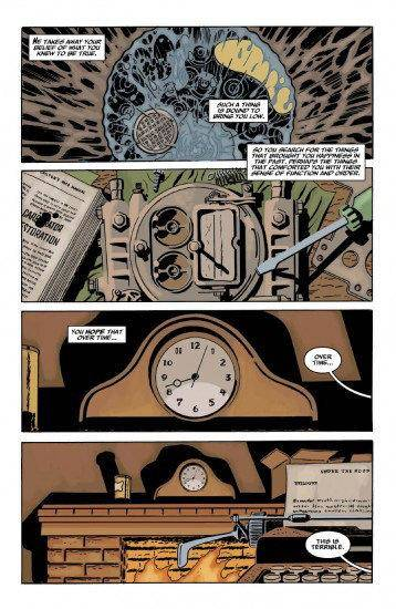 A page from &quot;Before Watchmen: Minutemen&quot; No. 1 by Darwyn Cooke.  DC Comics. &lt;strong&gt;&lt;/strong&gt;