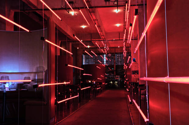 Inside Red Prime, Photo by Ben Pendleton