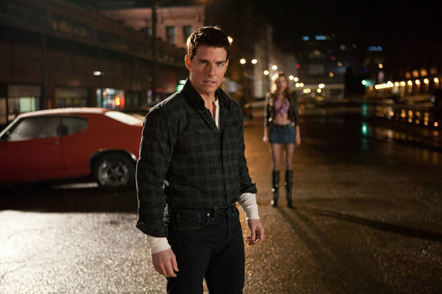 Tom Cruise stars in �Jack Reacher.�  Paramount Pictures photo