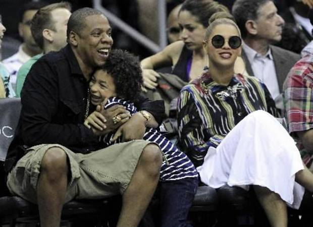 Beyonce and Jay-Z are the hottest couple on Zimbio.com's list of the 100 hottest celebrity couples.
