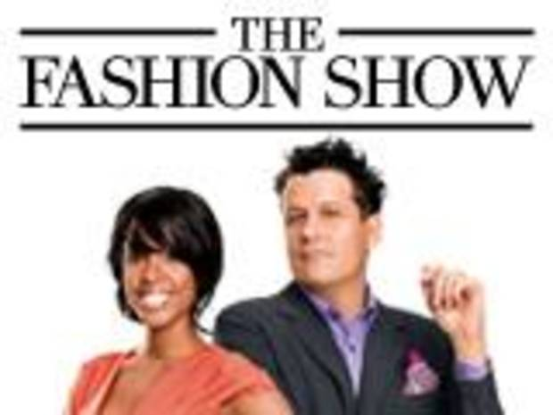 "Kelly Rowland and Isaac Mizrahi star on ""The Fashion Show."""