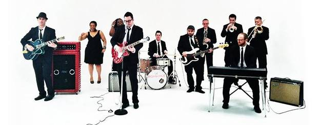 Matt Stansberry & The Romance is among the new performers to Opening Night 2014. The local classic pop/soul band will be the finale performer at the New Year's Eve event. Photo provided.