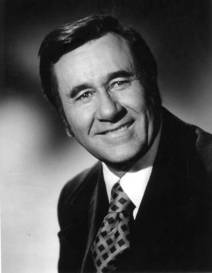 Evangelist Oral Roberts.  Stock portrait photo of Oral Roberts which appeared in a 3/28/76 Daily Oklahoman special section.