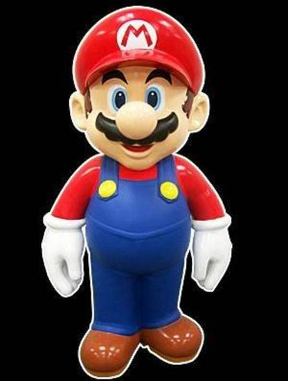 Super Mario video game character     ORG XMIT: 0912181630012241