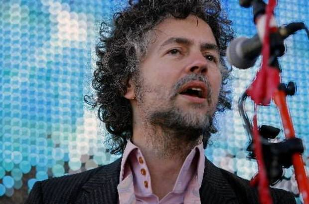Wayne Coyne of the Flaming Lips (Photo by Chris Landsberger, The Oklahoman Archives)