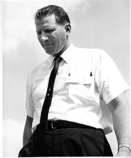 Cliff Speegle, former OSU football coach <strong></strong>