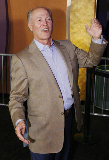 "Producer Frank Marshall poses for a photo before the Oklahoma City premiere of ""The Bourne Ultimatum""  at the Harkins Bricktown Theaters in Oklahoma City, Tuesday, July 31, 2007. Actor Matt Damon and Marshall brought the film to benefit The Children's Center. By Nate Billings, The Oklahoman"