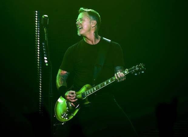 Metallica (AP file)