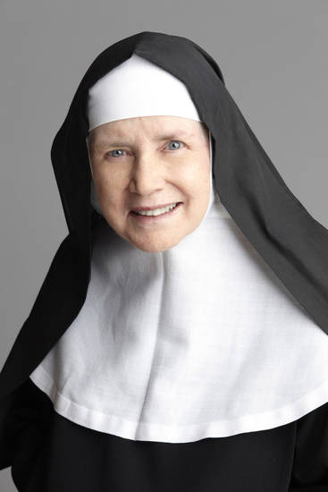 "Mother Prioress Dolores Hart of ""God Is the Bigger Elvis"" - HBO Photo"
