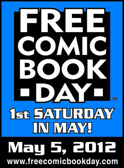Free Comic Book Day is the first Saturday in May. Photo provided. <strong></strong>