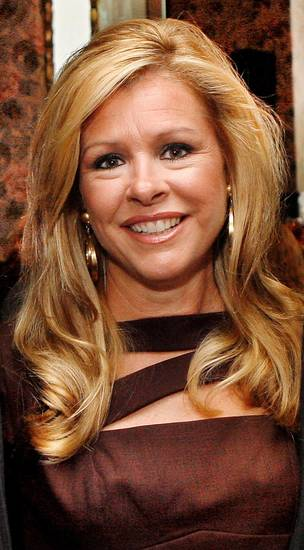 Leigh Anne Tuohy - Photo by Jim Beckel, The Oklahoman