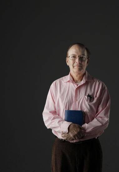 Bill Jordan, president of the American Association of Exorcists. Photo by Doug Hoke, The Oklahoman <strong>Doug Hoke</strong>