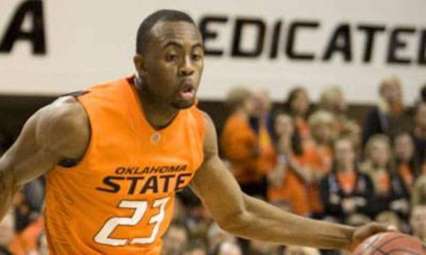 James Anderson won Big 12 Player of the Year at OSU.