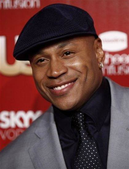 LL Cool J -- AP Photo