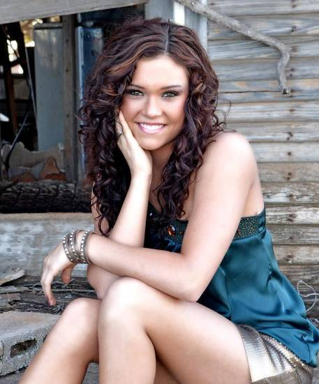 Aspiring country singer Kylie Morgan, 17, of Newcastle, will be featured on Monday�s new episode of the E! reality series �Opening Act.� Morgan will be featured opening a concert on country superstar Jason Aldean�s tour on the show. PHOTO PROVIDED