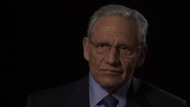 Bob Woodward - Discovery Channel Photo