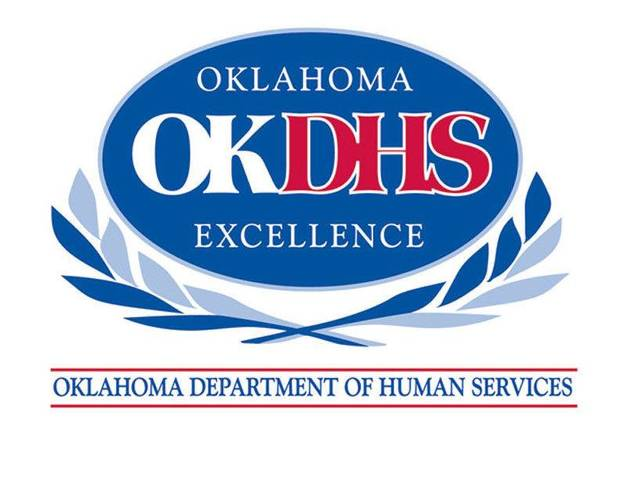 Old Department of Human Services logo. <strong>Proovided by DHS - Provided by DHS</strong>