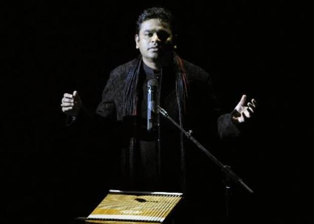 "A.R. Rahman performs ""If I Rise,"" the Oscar-nominated song from ""127 Hours."""
