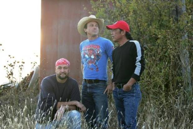 The Red Dirt Rangers