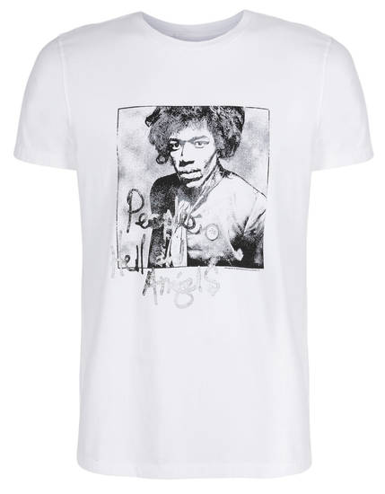 Gap launches limited-edition Jimi Hendrix T-shirts.