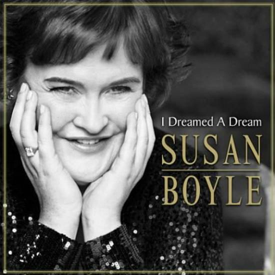 She dreamed a dream and now Susan Boyle wants to help your dreams come true!