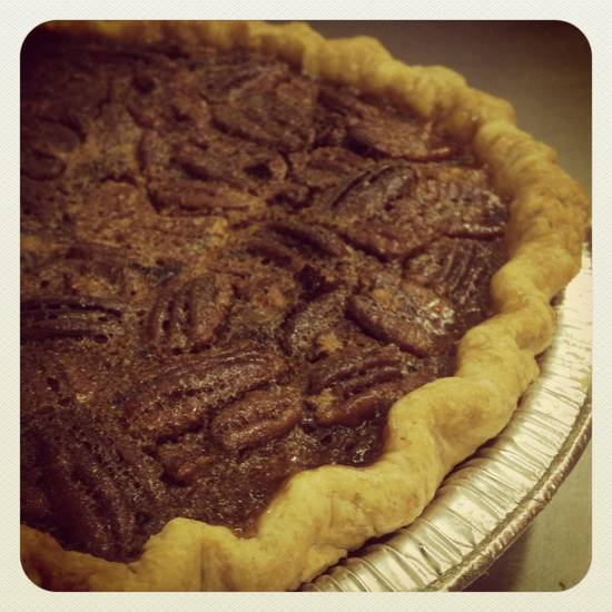 Pecan pie from Pie Junkie in Oklahoma City. <strong> - PROVIDED</strong>