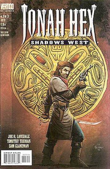 "The third issue of ""Jonah Hex: Shadows West."" DC Comics Photo"