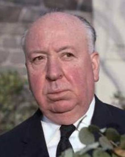 Alfred Hitchcock AP FILE PHOTO <strong></strong>