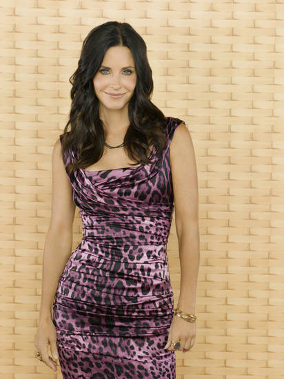 "COUGAR TOWN - ABC's ""Cougar Town"" stars Courteney Cox as Jules. (ABC/BOB D'AMICO)"