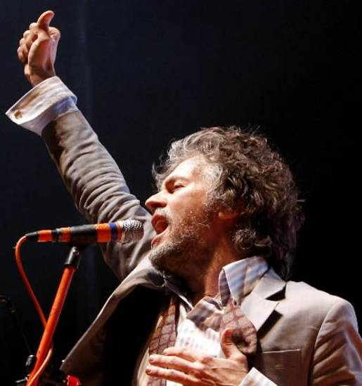 Wayne Coyne of The Flaming Lips (Photo by John Clanton, The Oklahoman Archives)