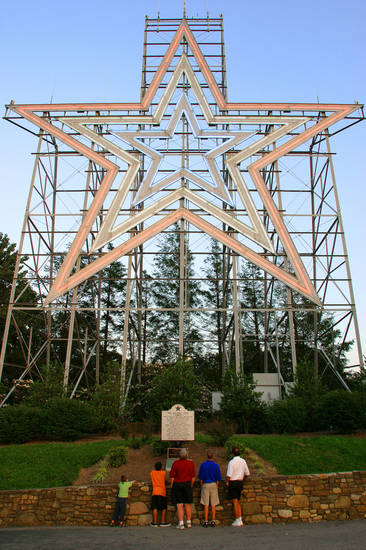 The Roanoke Star   Photo provided <strong>Photo provided</strong>