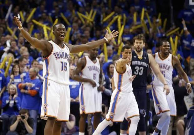 Oklahoma City Thunder: Could Reggie Jackson be the next James H…