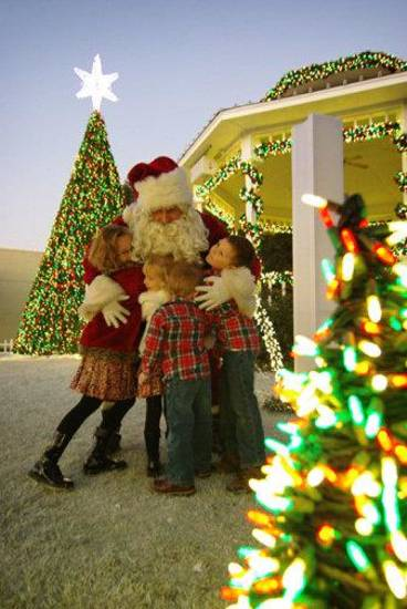 Grapevine, Texas is the official Christmas Capital of Texas, with more than 1,400 holiday events drawing visitors from all over. Photo provided. <strong></strong>