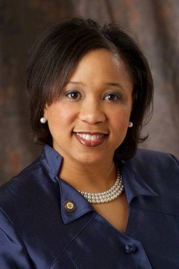 Rep. Anastasia Pittman, State House, District 99, Democrat, Oklahoma City. ORG XMIT: KOD