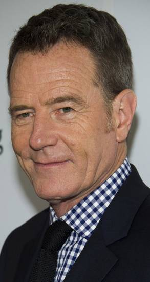 Bryan Cranston - Invision/AP Photo