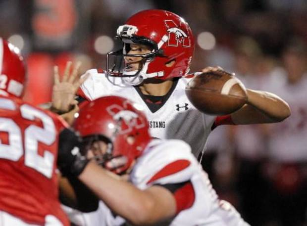 Mustang QB Brandon Taylor has a chance to enter the next edition of the Super 30.