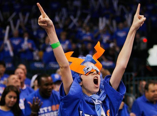 Thunder Nation: Are you a Thunder fan in a far-away land?