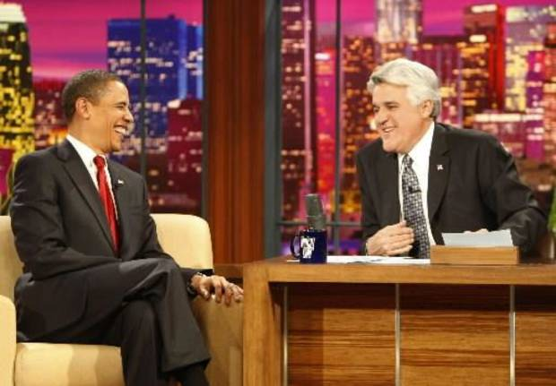 "President Barack Obama was a guest March 19 on ""The Tonight Show"" with Jay Leno."