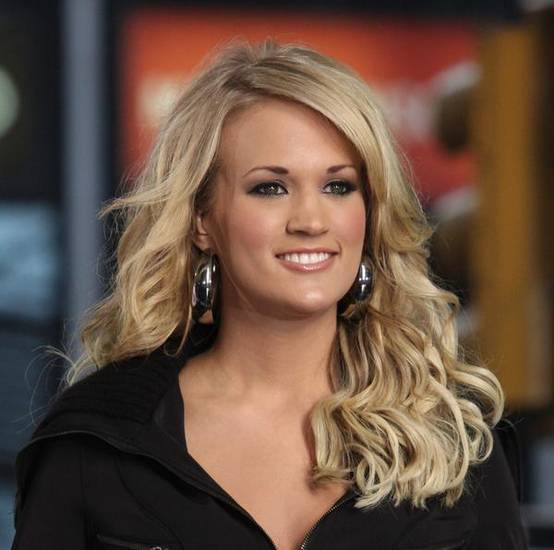 Carrie Underwood Carrie Underwood appears on Good Morning America's Fall Concert Series Times Square, NYC 23/10/07